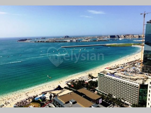 Apartment for rent in Rimal Jumeirah Beach Residence