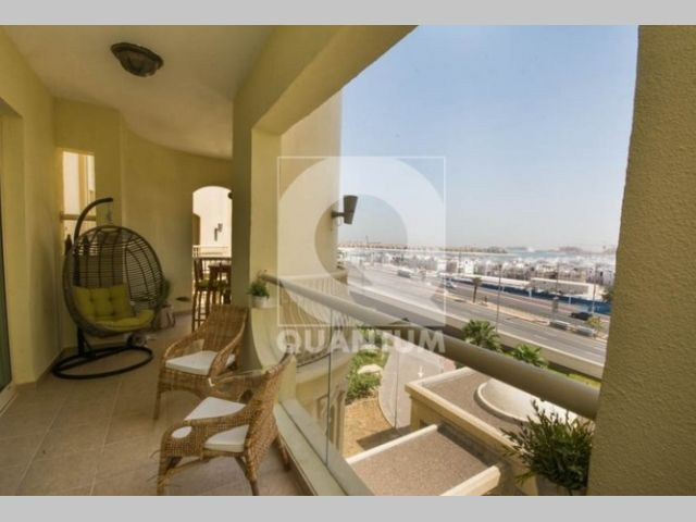 Apartment for rent in Shoreline Apartments Palm Jumeirah