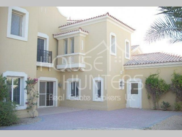 Villa for rent in Alvorada Arabian Ranches