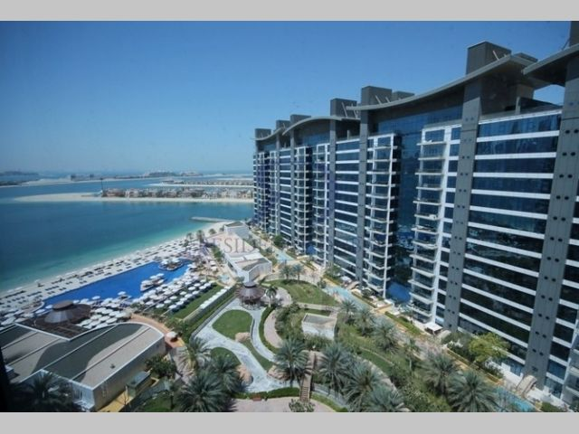 Apartment for rent in Oceana Palm Jumeirah