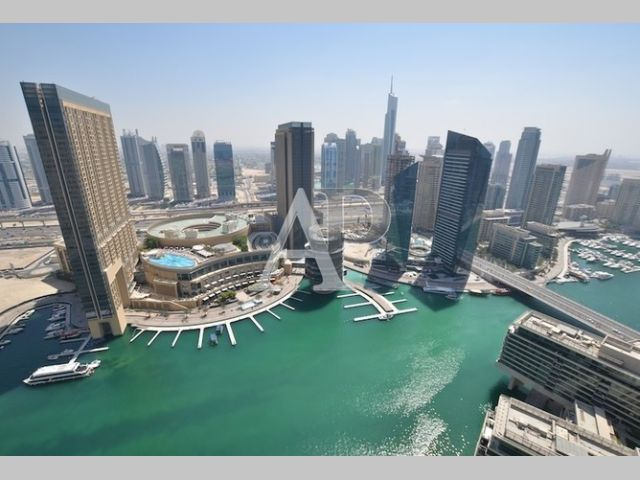 Apartment for rent in Bay Central Dubai Marina