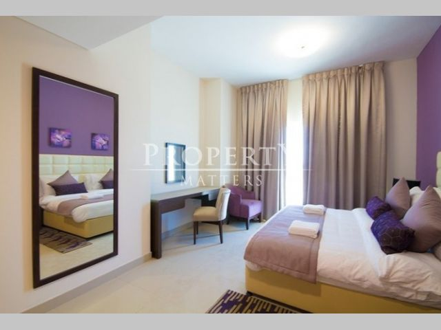 Apartment for rent in Suburbia Downtown Jebel Ali