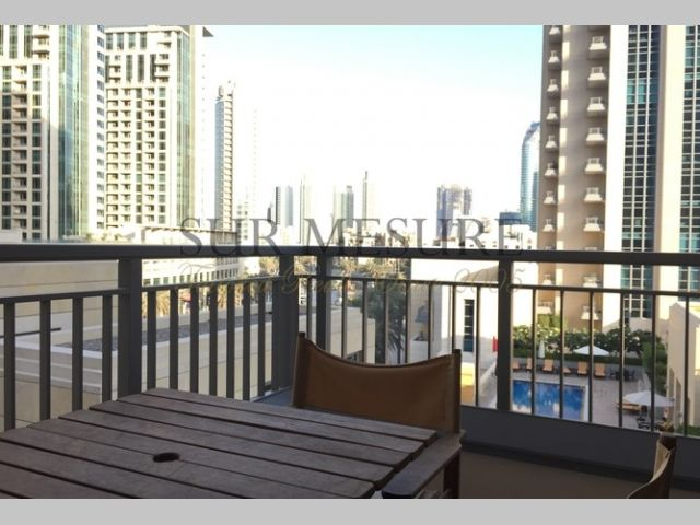 Apartment for sale in Claren Towers Downtown Dubai