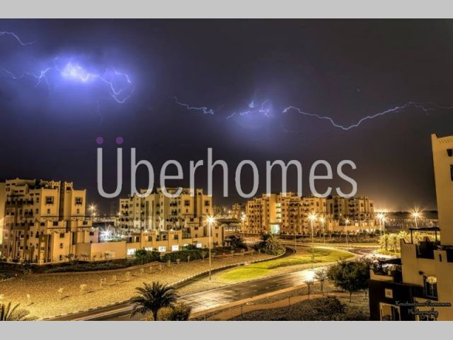 INNER CIRCLE 1BR OPEN KITCHEN WITH TERRACE PODIUM LEVEL AL THAMMAM