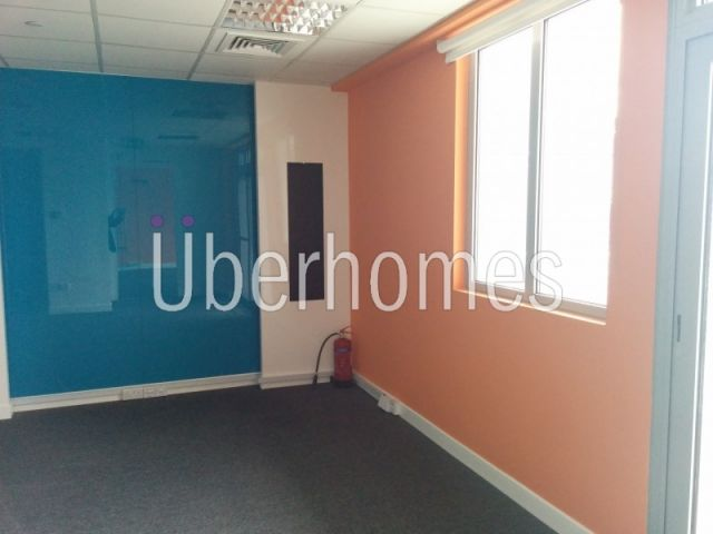 Fully Fitted Office in Aspect Tower, Business bay with Amazing view