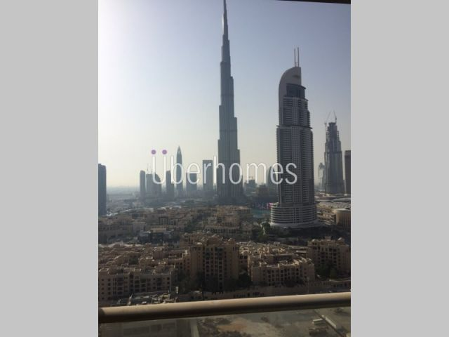 Beautiful 2 BR Apartment for sale in Burj Views.
