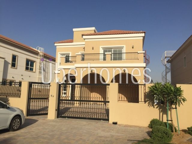 Brand New! Custom Made Villa with 5 Beds+M