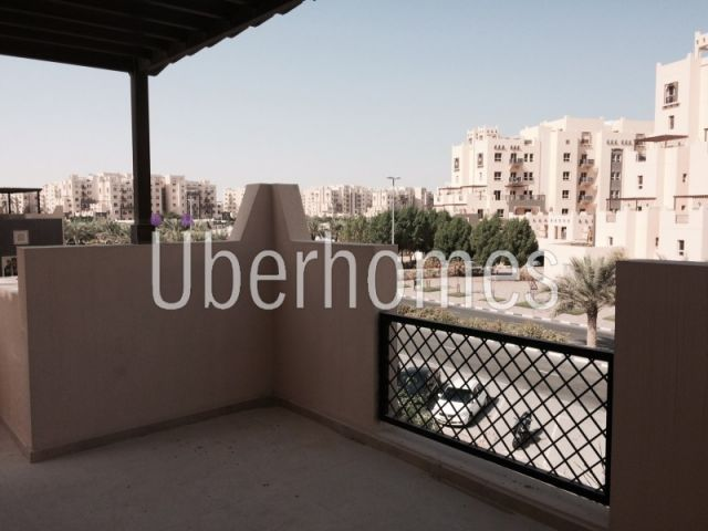 1BR with Terrace in Thammam opp Pool & Park