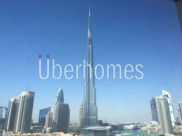 Full Burj View! Amazing 1 Bedroom @1.47M