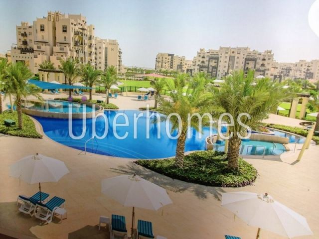 HOT Deal! Full Pool View 2 Bed Al Thamam