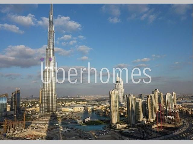 1BR furnished Apt for Rent in Executive Tower