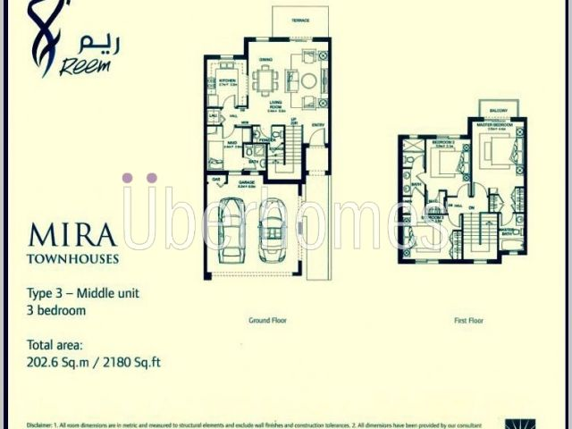 A Beautiful 3BR+M 3M For Rent in Mira 1