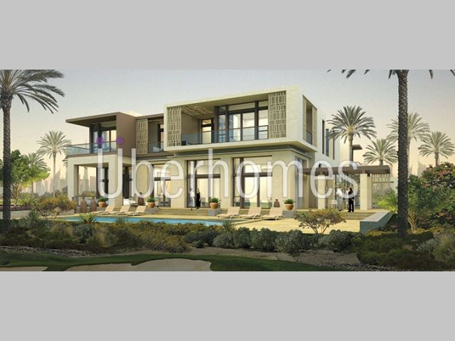 Residential Plot in Dubai Hills Estate! Great Location!